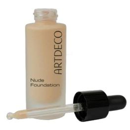 Artdeco Nude Foundation podkład 80 honey chiffon, 20 ml