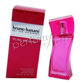 Bruno Banani Pure Woman woda toaletowa 20 ml