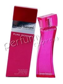 Bruno Banani Pure Woman woda toaletowa 40 ml