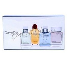 Calvin Klein Mini Set for Men 4x15ml (Eternity & Obsession & Eternity Aqua & Euphoria)