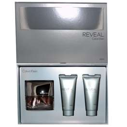 Calvin Klein Reveal Men komplet (100 ml EDT & 100 ml SG & 100 ml A/S)