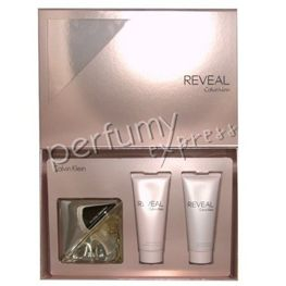 Calvin Klein Reveal komplet (100 ml EDP & 100 ml BL & 100 ml SG)