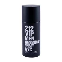 Carolina Herrera 212 VIP Men perfumowany dezodorant 150 ml spray
