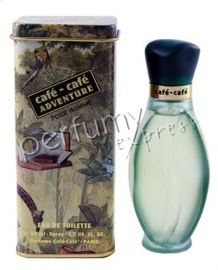 Cofinluxe Cafe-Cafe Adventure pour Homme woda toaletowa 50 ml