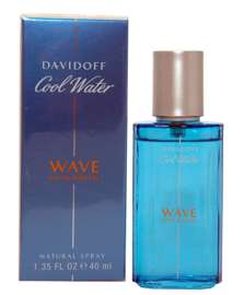 Davidoff Cool Water Wave woda toaletowa 40 ml