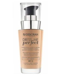 Deborah Dress Me Perfect  podkład 30 ml, 00 Ivory