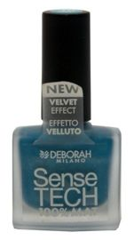 Deborah Lakier do paznokci Sense-Tech 100% Mat 8,5 ml; nr 10