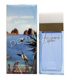 Dolce & Gabbana Light Blue Love in Capri woda toaletowa 100 ml