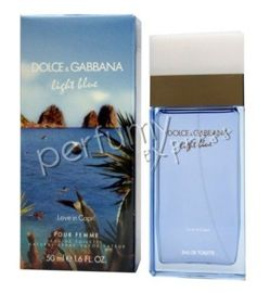 Dolce & Gabbana Light Blue Love in Capri woda toaletowa 50 ml