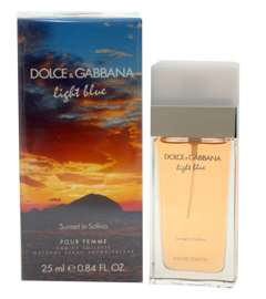Dolce & Gabbana Light Blue Sunset in Salina woda toaletowa 25 ml