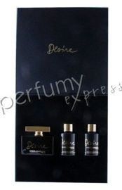 Dolce & Gabbana The One Desire komplet (75 ml EDP & 100 ml BL & 100 ml SG)