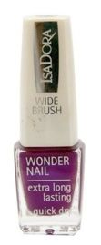 IsaDora Wonder Nail supertrwały lakier do paznokci 632 Pure Purple 6 ml