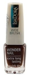 IsaDora Wonder Nail supertrwały lakier do paznokci 647 Bohemian Brown 6 ml