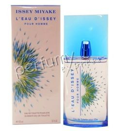 Issey Miyake L`Eau d`Issey Pour Homme Summer 2016 woda toaletowa 125 ml