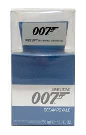 James Bond 007 Ocean Royale komplet (50 ml EDT & 150 ml SG)