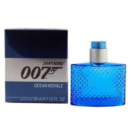 James Bond 007 Ocean Royale woda toaletowa 30 ml