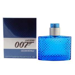 James Bond 007 Ocean Royale woda toaletowa 75 ml