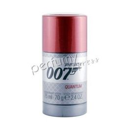 James Bond 007 Quantum perfumowany dezodorant 75 ml sztyft