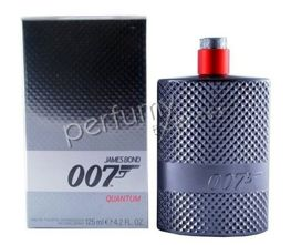 James Bond 007 Quantum woda toaletowa 125 ml