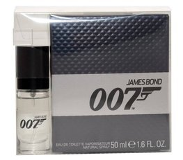 James Bond 007 komplet (50 ml EDT & 8 ml EDT)
