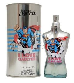 Jean Paul Gaultier Le Male Superman Eau Fraîche woda toaletowa 125 ml