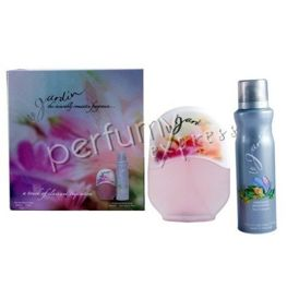Le Jardin Woman komplet (50 ml EDP & 150 ml Deo Spray) PRZECENA!