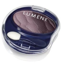 Lumene Blueberry Long-Wear Duo Eyeshadow, Cienie do Powiek Podwójne 8 Midnight Sun