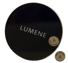 Lumene Luminous Matt Powder, puder matujacy 4 Warm Beige, 10g