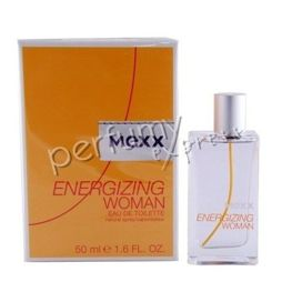 MEXX Energizing Woman woda toaletowa 50 ml