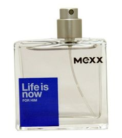 Mexx Life is Now for Him woda toaletowa 50 ml bez opakowania