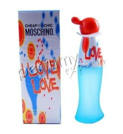 Moschino I Love Love woda toaletowa 50 ml