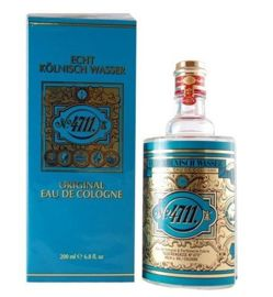 Original Eau de Cologne No 4711 woda kolońska 200 ml