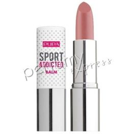 PUPA Sport Addicted Balm - Balsam do ust 002 Nude Rosse