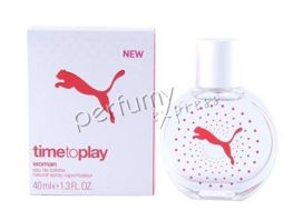 Puma Time to Play Woman woda toaletowa 40 ml