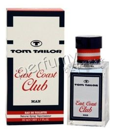 Tom Tailor East Coast Club Man woda toaletowa 50 ml