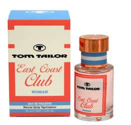 Tom Tailor East Coast Club Woman woda toaletowa 30 ml