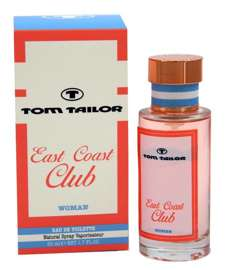Tom Tailor East Coast Club Woman woda toaletowa 50 ml