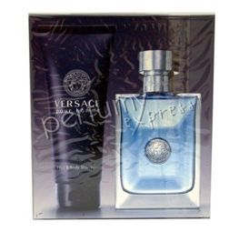 Versace pour Homme komplet (100 ml EDT & 100 ml HBS)