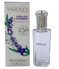 Yardley London English Lavender Lawenda woda toaletowa 50 ml edition 2015