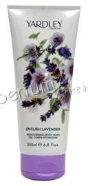 Yardley London English Lavender Lawenda żel pod prysznic 200 ml edition 2015
