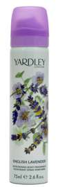 Yardley London English Lavender dezodorant spray 75 ml edition 2015
