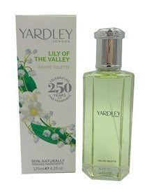 Yardley London Lily of the Valley Konwalia woda toaletowa 125 ml edition 2015