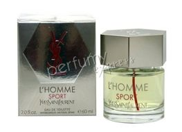 Yves Saint Laurent L'Homme Sport woda toaletowa 60 ml