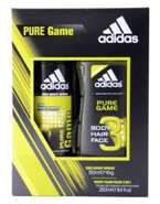 Adidas Pure Game komplet (150 ml DEO & 250 ml SG)