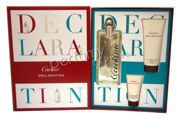Cartier Declaration komplet (100 ml EDT & 100 ml SG & 30 ml ASB)