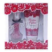 Christina Aguilera Red Sin komplet (15 ml EDP & 50 ml SG)