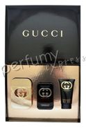 Gucci Guilty komplet (75 ml EDT & 100 ml BL & 50 ml SG)
