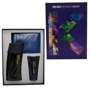Kenzo Homme Night komplet (100 ml EDT & 50 ml ASB & portfel)