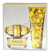 Versace Yellow Diamond komplet ( 50 ml EDT & 100 ml BL)