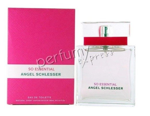 Angel Schlesser So Essential woda toaletowa 100 ml